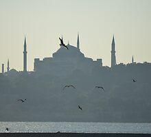 Agia Sophia, Istanbul by HaraSklika