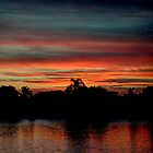 South Florida Sunset by Glenn Cecero
