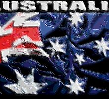 AUSTALIA FLAG 1 by OZZ-SHOP