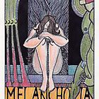 melancholia (colour) by Ronan Crowley