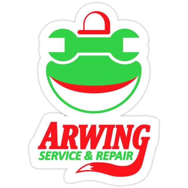 ARWING SERVICE & REPAIR by DREWWISE