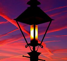 Lumiere a la fin de la journee by Tim Scullion