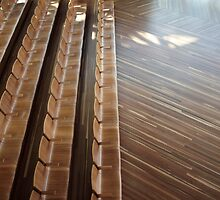 Seats and Floorboards by John Sharp