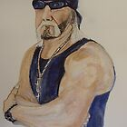 Hulk Hogan by Carole Robins