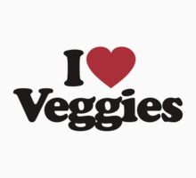 I Love Veggies by iheart