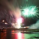 Fireworks III by KathO