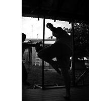 training #5 Photographic Print