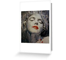 Marilyn no8 Greeting Card