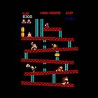 Donkey Kong through the ages by Ross Murphy