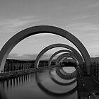 Falkirk Wheel by scottalexander