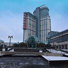 Fallsview Casino by John Beamish