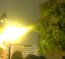 Light in a Storm - Washington, DC by Griff013