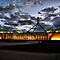Clouds over Parliament House by Steven  Agius