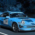 Porsche 911 Carrera - 1976 by Geoffrey Higges
