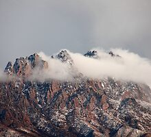 Touched by clouds by Kwon Ekstrom