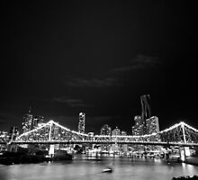 Black and White Night by K-Jo