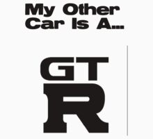 My other car is a GTR by Koralev