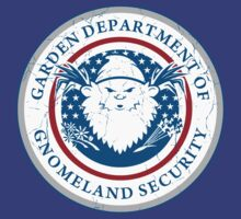 Gnomeland security. by designsbygaunty