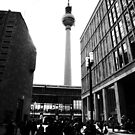 Berlin street Photo by Falko Follert