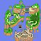 Super Mario World&#x27;s Map ! by Venum Spotah