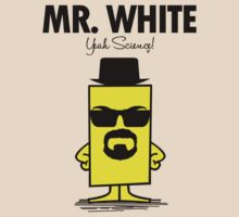 Mr. White by Tom Trager