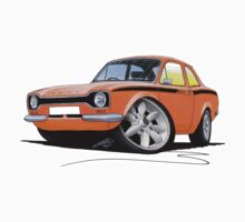 Ford Escort (Mk1) Mexico Orange Kids Clothes