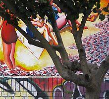 Woman in the Tree by Jane Underwood