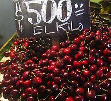 Cherries For Sale by SlenkDee