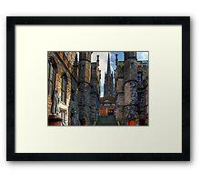 John Knox Framed Print