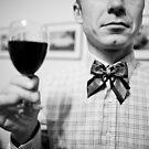 Friday Night Wine by Andre Pozdnyakov