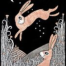Star Crossed Hares by Anita Inverarity