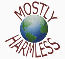 mostly harmless by jammywho21