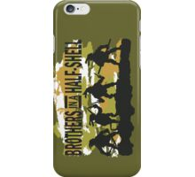 Brothers in a Half-Shell (for Dark colors) iPhone Case/Skin