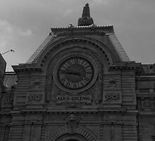 Musee d'orsay by tunna