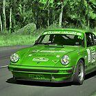 Porsche Carrera - 1977 by Geoffrey Higges