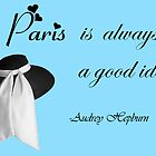 Audrey Hepburn Quote 2 by apye