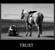 TRUST by Penny Kittel