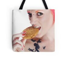 She Stole the Cookie from the Cookie Jar!!! Tote Bag