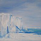 Glacial by Linda Ridpath