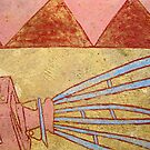 28/1 Pharaonic lie-detecting apparatus by Evelyn Bach