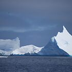 Icebergs Windmill Islands by cactus82