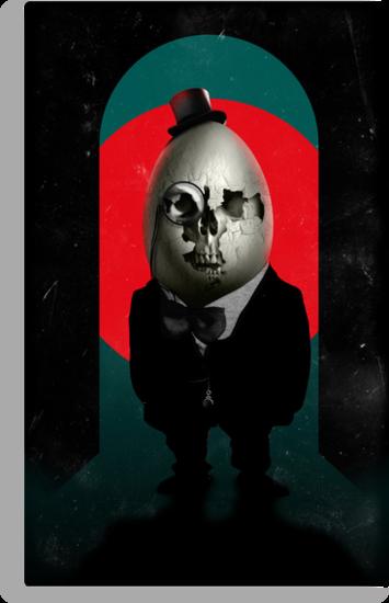 Humpty Dumpty by Ali Gulec