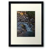 Mystic Places III Framed Print