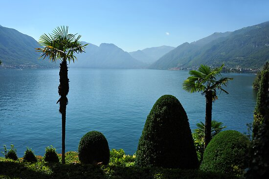 Lake Como, Italy by Tom Clancy