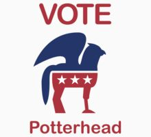 Vote Potterhead Kids Clothes
