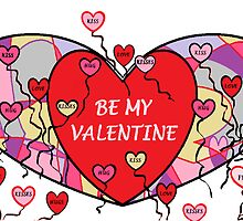 A Valentines Day Card by Jana Gilmore