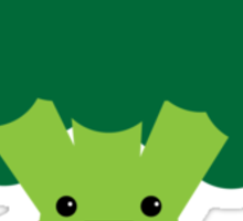 Super Broccoli Sticker
