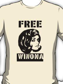Free Winona (CLEAR) T-Shirt