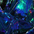 Atlantis jewel iPhone case by patjila