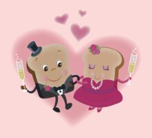 Valentine Toast Couple by jillhowarth